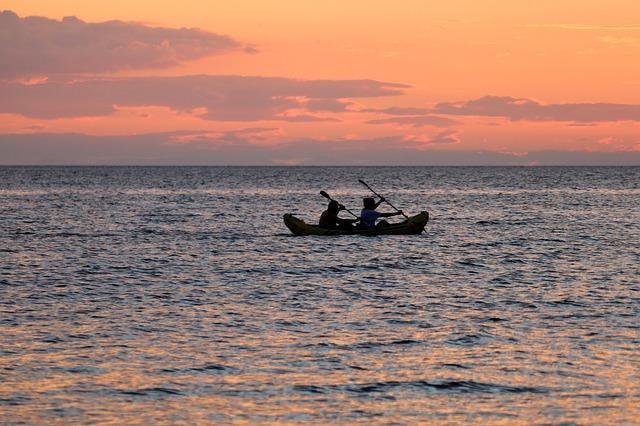 Oars in the Water