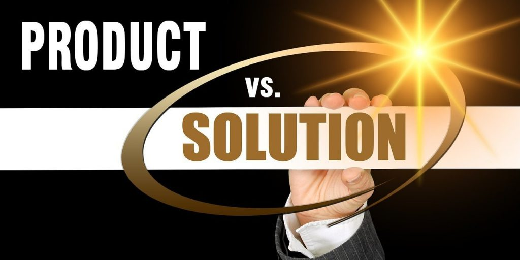 Product vs. Solution Buyers