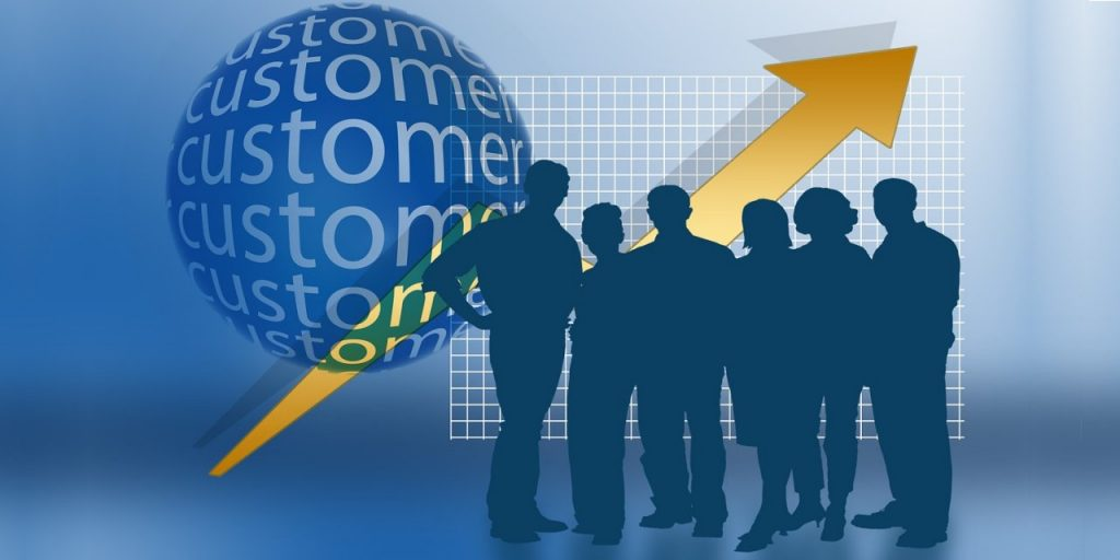 Selling to existing customers