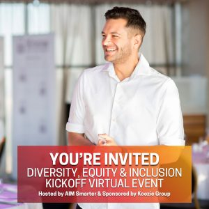 DEI Council Kickoff Event Invitation